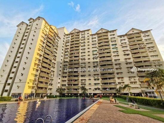 Sentul Utama Condominium  142796664