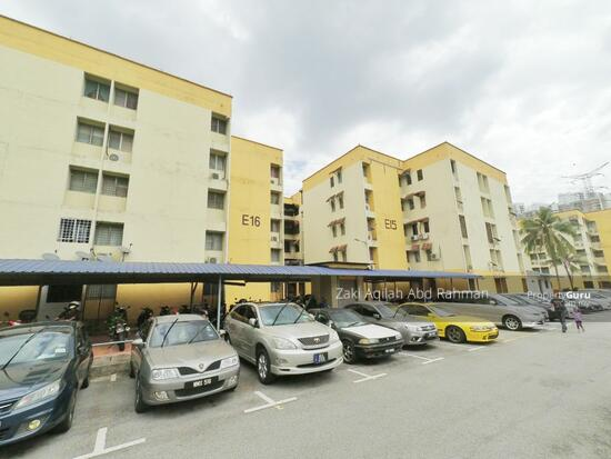 Desa Pandan Baiduri Block G Apartment  144421413