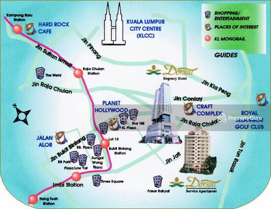 Dorsett Residences Bukit Bintang  148397369