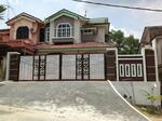 Big Land Rental Double Sty House Taman Kenanga Kul