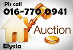Auction17/11,  Taman Jayadiri, Behok Temak, Kangar