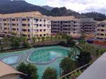Bandar Sierra Apartment, Telipok